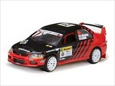 MITSUBISHI LANCER EVOLUTION IX #21 BARUM RALLY 1/43 MODEL CAR BY VITESSE 43416