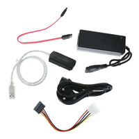 SATA / Pata / Ide Laufwerk An USB 2.0 Konverter Adapterkabel Für HDD W/Externe