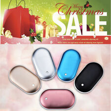 5000Mah USB Charger Pocket Electric Hand Warmer Rechargeable Heater Portable