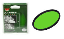 Kenko PO1 Double Face Coated 55mm Color Green FILTER