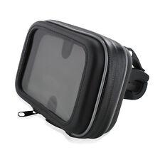 Motorrad Navi Set Tasche Halter für Navigon 2110 MAX