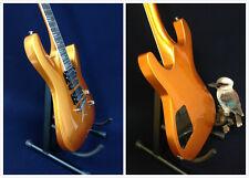 Full Size Haze All Dark-Metallic-Gold Electric Guitar+Free Gig Bag,3 Picks