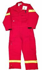 Indura FR Flame Resistant Reflective Extrication Suit Work Uniform CO12 3X-Short