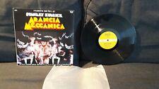 LP ARANCIA MECCANICA Musiche dal film di STANLEY KUBRICK A Clockwork Orange OST