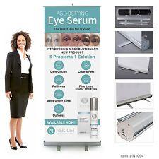 Nerium Eye Serum Retractable Banner 7ft tall.