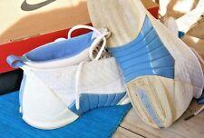 North Carolina AIR JORDAN shoes XV (zapatillas 15) US 9.5,EUR 43. NO RETRO,1999!