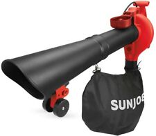 Blower Vacuum and Mulcher 250 Mph 440 Cfm 14-Amp Electric Start Handheld in Red