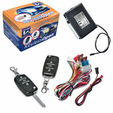 Radio Remote Control Complete 2x Central Locking Set Many Vehicles