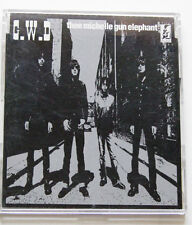 Thee Michelle Gun Elephant G.W.D mini Cd Garage Rock Punk Blues J-Pop Japan Rock