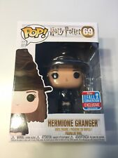 Funko Pop! Hermione with Sorting Hat #69 2018 NYCC Exclusive