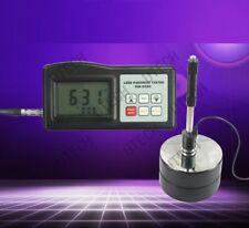 New HM-6560 Portable Rebound Leeb Hardness Tester Meter for Metal Steel