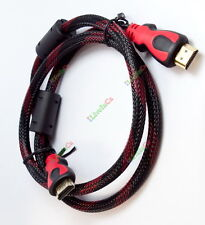 US Net Jacket Gold Plated HDMI Cable HDMI Video Audio 3Ft 3F 1.8 M