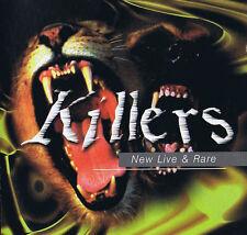 NEW LIVE & RARE-Killers (2cd) 20 TRACK DOPPIO CD 1998 deadline Music