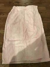 Texere Womens Spa Bath Set Pink Bn Bath Wrap And Hair Towel S/M