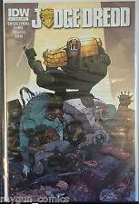 Judge Dredd #7 VF+/NM- 1st Print Free UK P&P IDW Comics