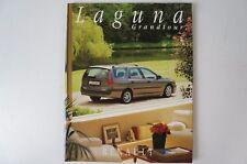Renault Laguna Grandtour Prospekt 08/1995 Prospekt B4083