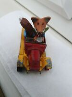 Vintage Corgi 808 Basil Brush Car 1971 - 1973