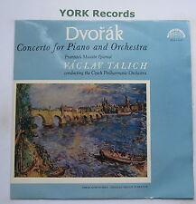 SUA 10163 - DVORAK - Piano Concerto MAXIAN / TALICH Czech PO - Ex Con LP Record