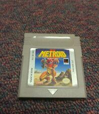 Metroid II: Return of Samus (Nintendo Game Boy, 1991)