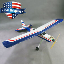 73in Giant Aviator 75-90 Nitro 20cc Gas Balsa RC Trainer Airplane ARF Kit