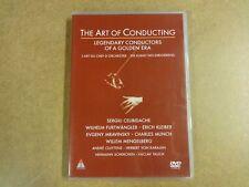 2-DISC MUSIC DVD / THE ART OF CONDUCTING - LEGENDARY CONDUCTORS OF A GOLDEN ERA