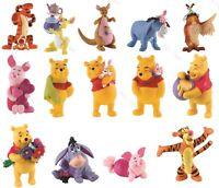 Winnie Tee Pooh Bullyland Set 14 Figuren 3D Figures