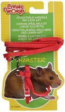 Colliers, laisses et harnais hamster pour petit animal et rongeur