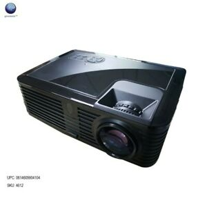 """220"""" FHD LCD Colour Multimedia Projector"""