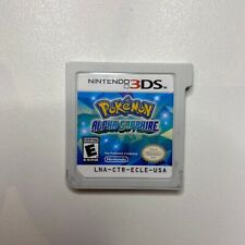 pokemon alpha sapphire for nintendo 3ds GAME CARTRIDGE ONLY