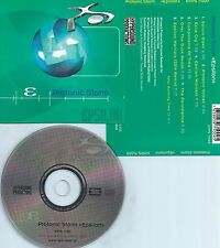 PROTONIC STORM-EPSILON (PROXYON,LASERDANCE)-SWITZERLAND-CD-SYNTH DANCE-NEW-