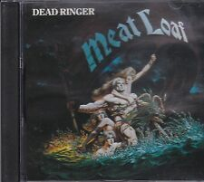 MEAT LOAF DEAD RINGER - CD - NEW -
