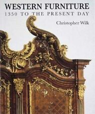 Western Furniture: 1350 to the Present Day, in the Victoria and Albert Museum,