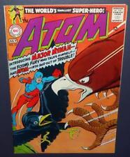 The Atom #37 1968 8.5 (VF+) 1st app Major Mynah; Hawkman cameo BV$49 40%Off