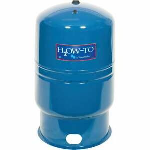 Water Worker 30 Gal. Vertical Pre-Charged Well Pressure Tank HT-30B  - 1 Each