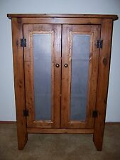 Utility Cabinet  - Recycled Timber