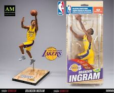 McFARLANE NBA 30 - LOS ANGELES LAKERS - BRANDON INGRAM - FIGUR - NEU/OVP