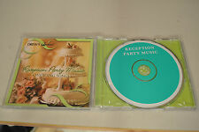 Drews Famous Reception Party Music Wedding Songs CD b244