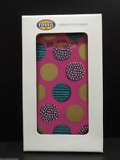 Fossil Galaxy 3 Cell Phone Case Pink Dot Cell Phone Case Cover New In Box