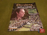 Lord of the Rings Battle Magazine #2 Deagostini Warhammer