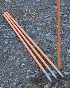 Insulated Road Pin - Non Conductive Marker Pin