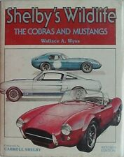 SHELBY COBRAS & MUSTANGS, 1977 BOOK (CARROLL SHELBY
