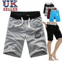 Men's Shorts Gym Jogging Running Training Elastic Sports Boxer Casual Beach Pant