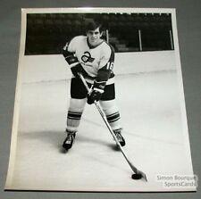 AHL Late-60's Quebec Aces Andre Gaudette Photo