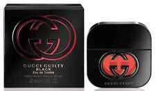 GUCCI GUILTY BLACK POUR FEMME EAU DE TOILETTE 30ML SPRAY - WOMEN'S FOR HER. NEW