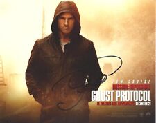 Tom Cruise signed 8x10 photo. In Person Proof Mission Impossible Fallout Top Gun