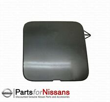 Genuine Nissan 2012-2014 Versa Sedan Front Bumper Tow Hook Hole Cover BACKORDER