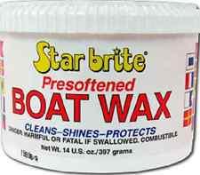 STARBRITE Boat Wax vorgeweichtes Boots Wachs 397g tiefer Glanz langer Schutz