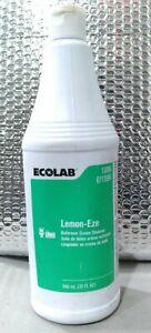 Ecolab Lemon-Eze 32oz ~ 13094