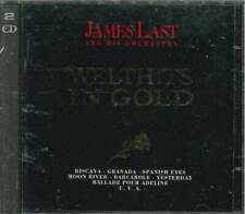 """JAMES LAST AND HIS ORCHESTRA """"Welthits in Gold"""" 2CD Best Of-Album"""