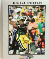 James Jones Green Bay Packers Hand Signed Autographed 8x10 Photo